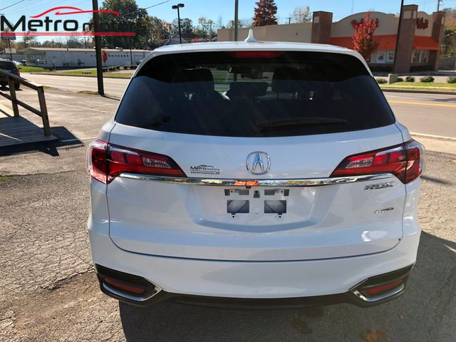 2016 Acura RDX Tech/AcuraWatch Plus Pkg Knoxville , Tennessee 42