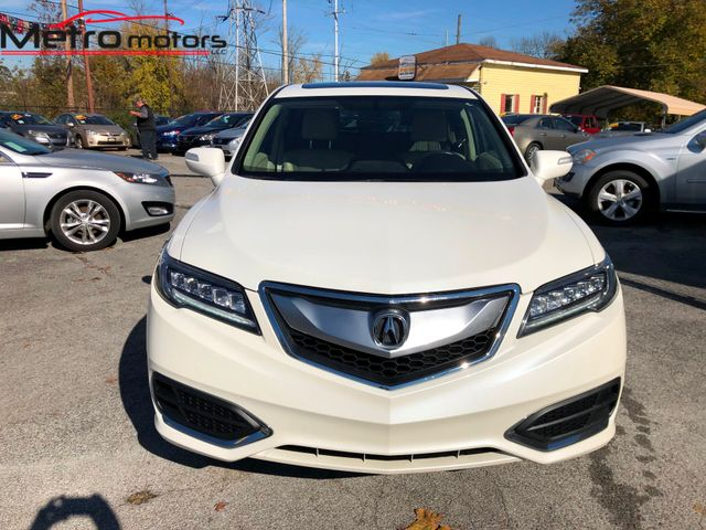 2016 Acura RDX Tech/AcuraWatch Plus Pkg Knoxville , Tennessee 2