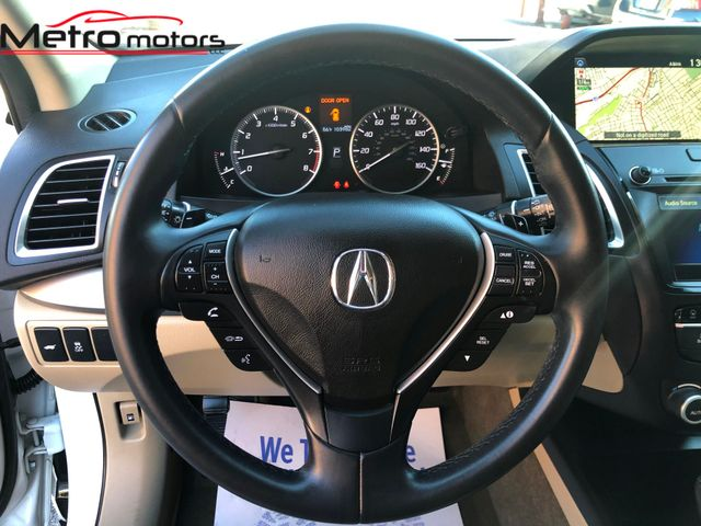 2016 Acura RDX Tech/AcuraWatch Plus Pkg Knoxville , Tennessee 21