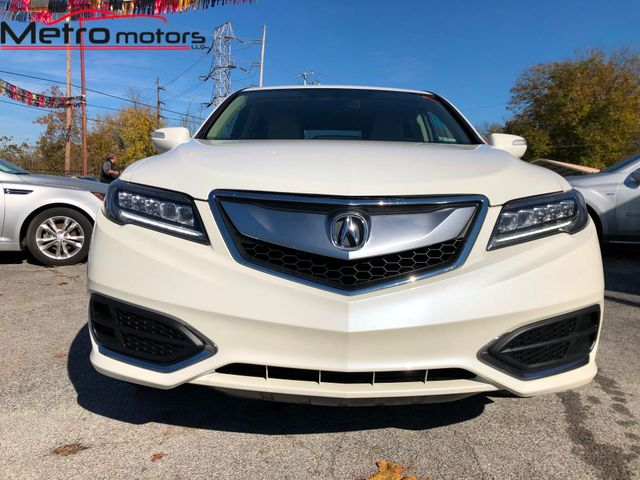 2016 Acura RDX Tech/AcuraWatch Plus Pkg Knoxville , Tennessee 3