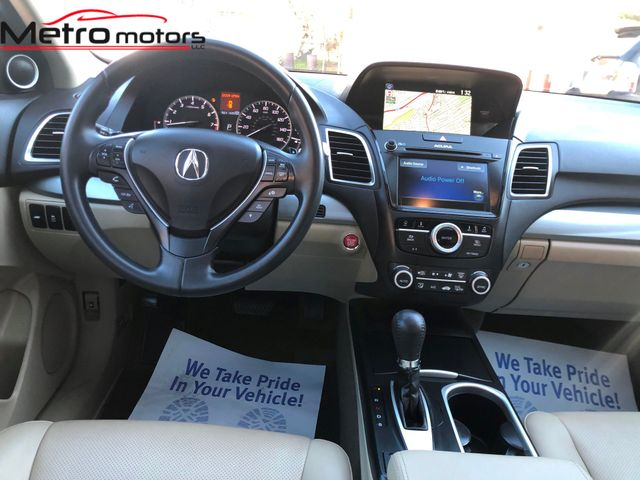 2016 Acura RDX Tech/AcuraWatch Plus Pkg Knoxville , Tennessee 51