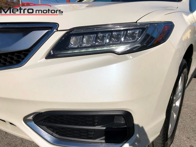 2016 Acura RDX Tech/AcuraWatch Plus Pkg Knoxville , Tennessee 6