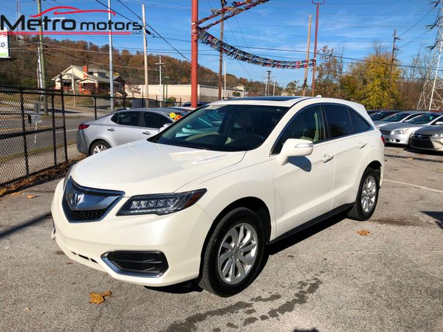 2016 Acura RDX Tech/AcuraWatch Plus Pkg Knoxville , Tennessee 7