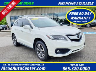 2016 Acura RDX Advance Pkg w/Leather/Navi/AC Seats/Blind Spot in Louisville, TN 37777