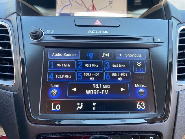 2016 Acura RDX Base Madison, NC 37