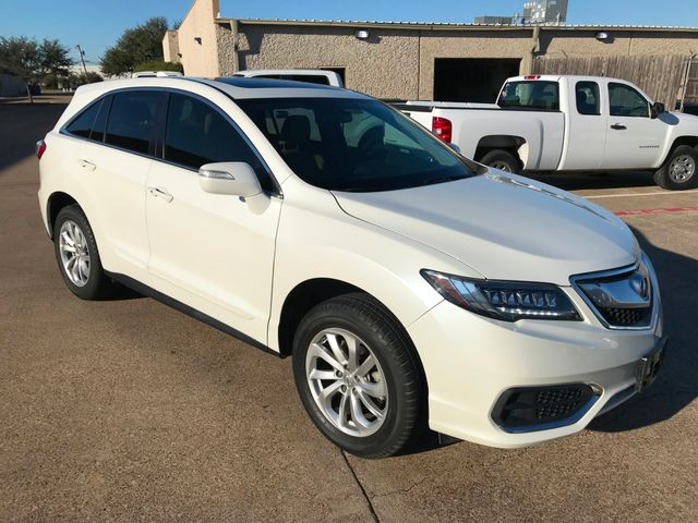 2016 Acura RDX w/Leather and Sunroof