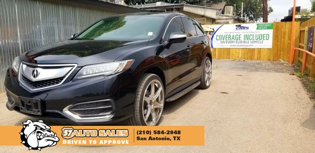 2016 Acura RDX Tech Pkg in San Antonio, TX 78229