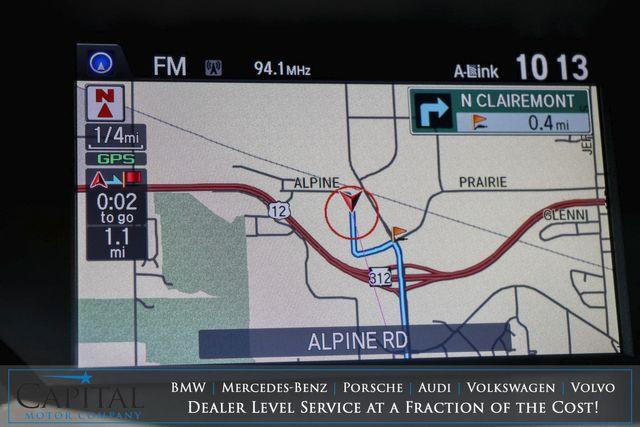 2016 Acura RDX w/Tech Pkg, Nav, Backup Cam, Blind Spot Monitor, Heated Seats & Keyless Start in Eau Claire, Wisconsin 54703