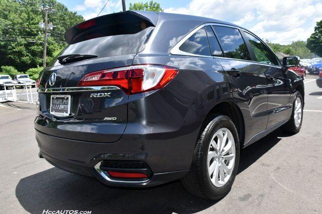 2016 Acura RDX AWD 4dr Waterbury, Connecticut 7