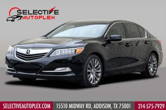 2016 Acura RLX Tech Package TECH, NAVIGATION SUNROOF ADAPTIVE CRUISE CNTRL in Addison, TX 75001