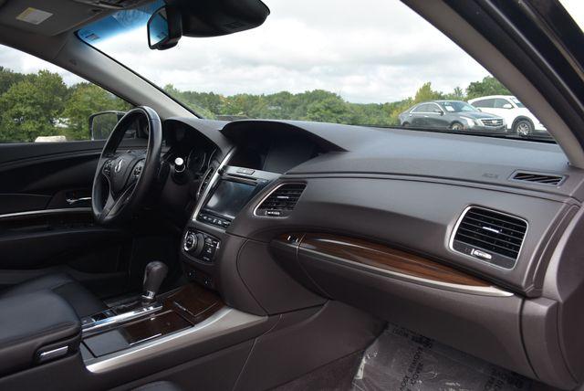 2016 Acura RLX Tech Pkg Naugatuck, Connecticut 9