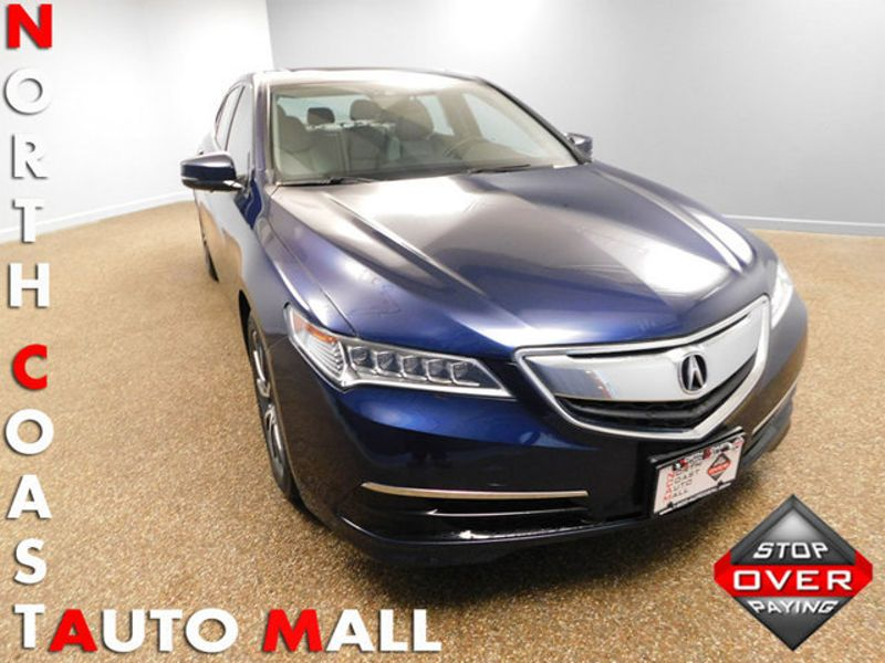 2016 Acura TLX V6 Tech  city Ohio  North Coast Auto Mall of Bedford  in Bedford, Ohio