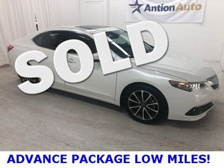 2016 Acura TLX V6 Advance | Bountiful, UT | Antion Auto in Bountiful UT