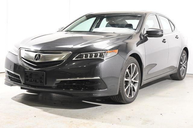2016 Acura TLX SH-AWD V6 Advanced