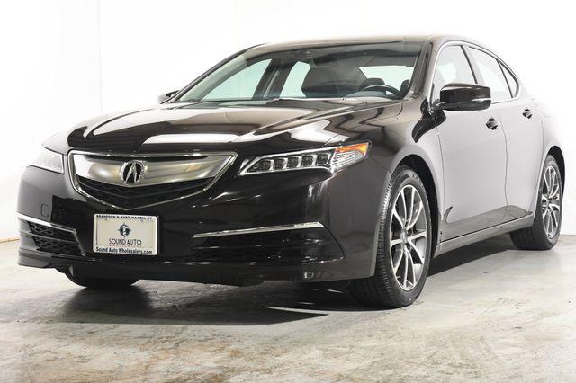 2016 Acura TLX SH-AWD Advanced