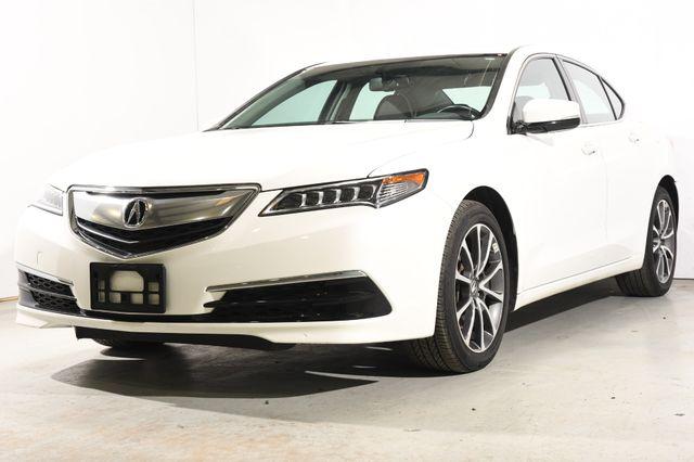2016 Acura TLX Advanced