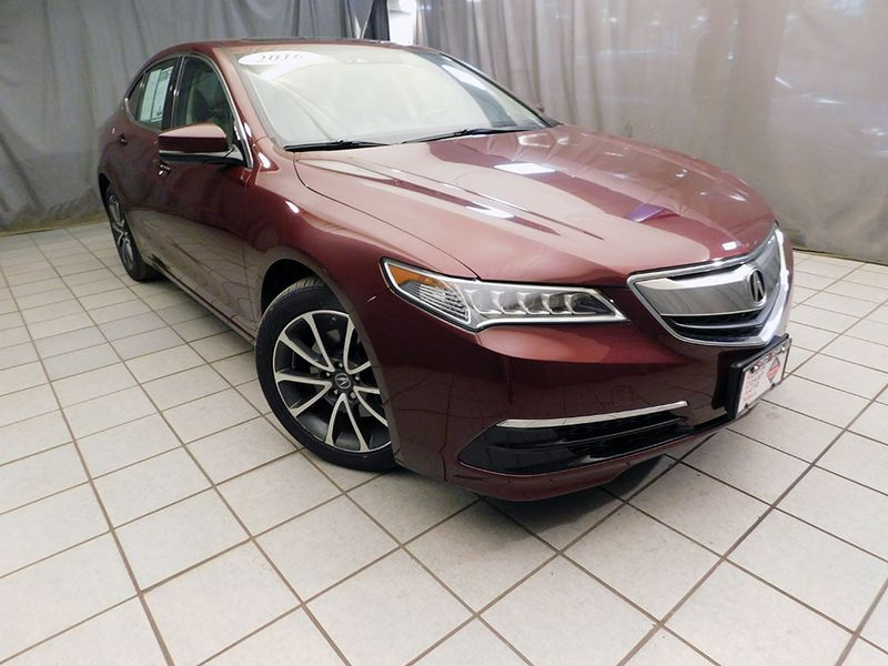 2016 Acura TLX V6 Tech  city Ohio  North Coast Auto Mall of Cleveland  in Cleveland, Ohio