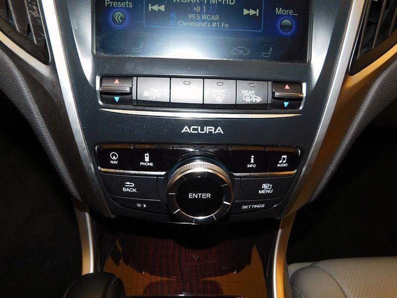 2016 Acura TLX Tech  city Ohio  North Coast Auto Mall of Cleveland  in Cleveland, Ohio