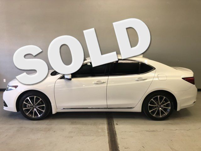 2016 Acura TLX SH-AWD TECHNOLOGY in , Utah 84041