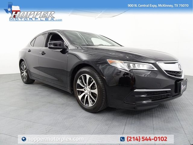 2016 Acura TLX 2.4L w/Technology Package