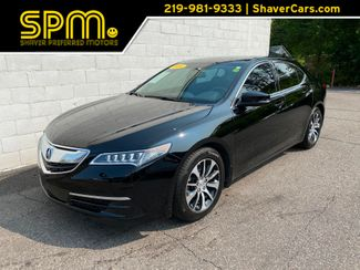 2016 Acura TLX 4d Sedan in Merrillville, IN 46410