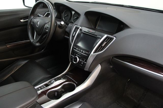 2016 Acura TLX V6 Tech Richmond, Virginia 11
