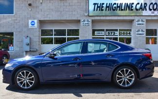 2016 Acura TLX V6 Tech Waterbury, Connecticut 3