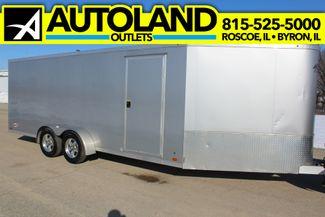 2016 Aluminum Trailer Company 24 in Roscoe, IL 61073