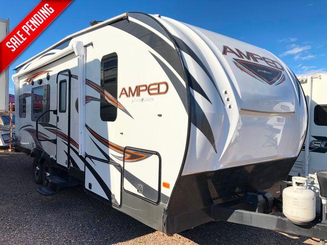 2016 Amped 25FQS   in Surprise-Mesa-Phoenix AZ