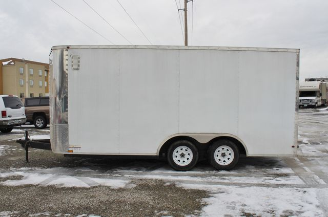 2016 Arising Enclosed Trailer 16x7