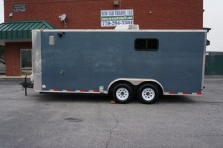 2016 Arising Industries 8.518vtrw enclosed trailer in Loganville Georgia, 30052