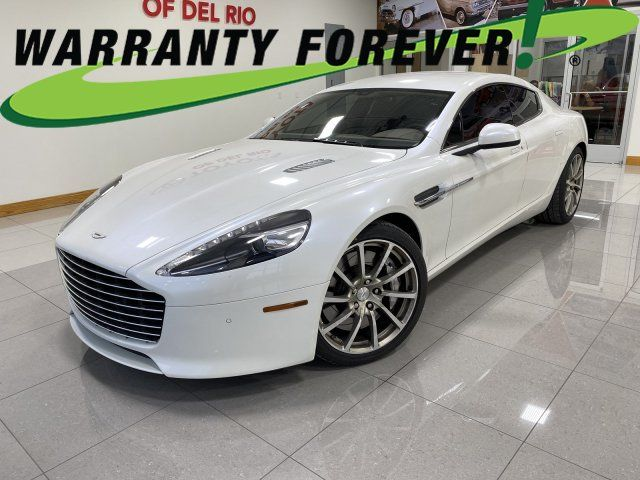 2016 Aston Martin Rapide S in Marble Falls, TX 78654
