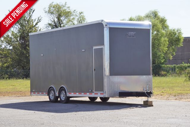 2017 Atc 8.5' X 24' QUEST TRUCK HAULER W/ FULL LENGTH RAMP OVERS **SALE*** in Keller, TX 76111