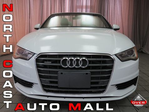 2016 Audi A3 Cabriolet 2.0T Premium in Akron, OH