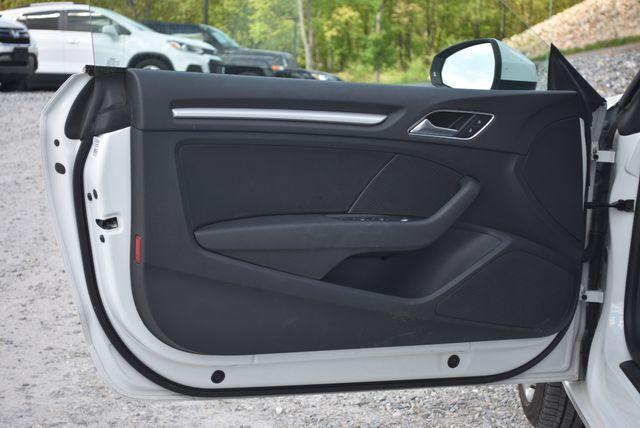 2016 Audi A3 Cabriolet 2.0T Premium Naugatuck, Connecticut 14