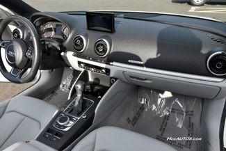 2016 Audi A3 Cabriolet 2.0T Premium Waterbury, Connecticut 22