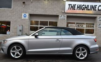2016 Audi A3 Cabriolet 2.0T Premium Waterbury, Connecticut 3