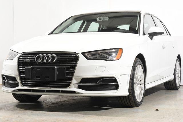 2016 Audi A3 e-tron Premium Plus