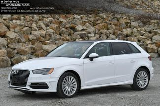 2016 Audi A3 e-tron Premium Plus Naugatuck, Connecticut
