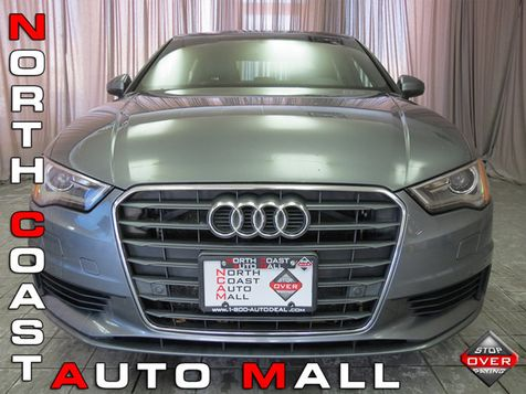 2016 Audi A3 Sedan 1.8T Premium in Akron, OH