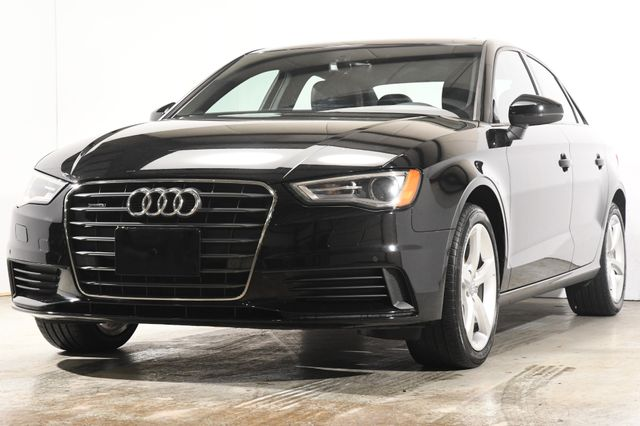 2016 Audi A3 Sedan 2.0T Premium w/ Navigation