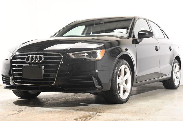 2016 Audi A3 Sedan 2.0T Premium Plus