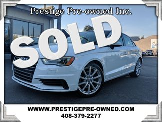 2016 Audi A3 SEDAN 1.8T PREMIUM  in Campbell CA