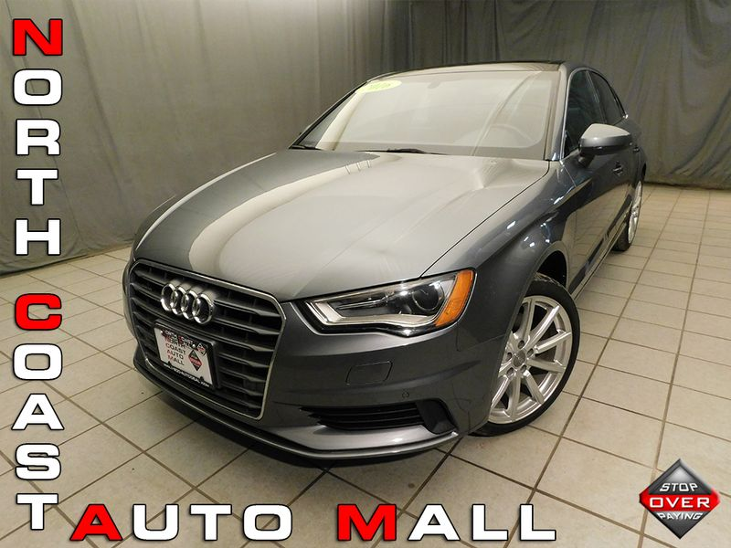 2016 Audi A3 Sedan 20T Premium Plus  city Ohio  North Coast Auto Mall of Cleveland  in Cleveland, Ohio