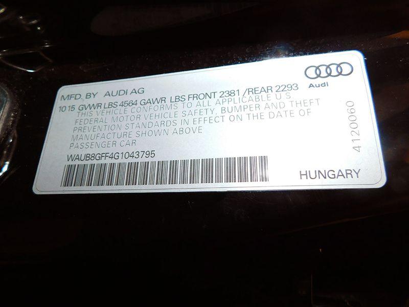 2016 Audi A3 Sedan 20T Premium  city Ohio  North Coast Auto Mall of Cleveland  in Cleveland, Ohio