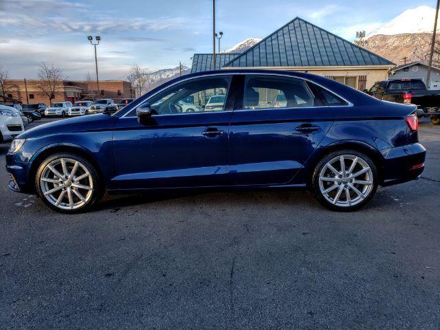 2016 Audi A3 Sedan 2.0T Premium Plus LINDON, UT 2