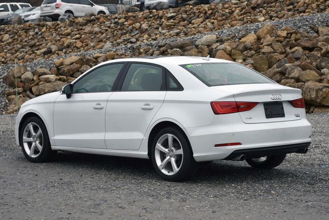 2016 Audi A3 Sedan 2.0T Premium Naugatuck, Connecticut 2
