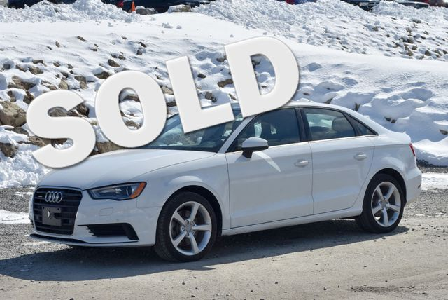 2016 Audi A3 Sedan 2.0T Premium Naugatuck, Connecticut