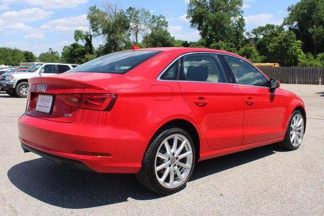 2016 Audi A3 Sedan 1.8T Premium St. Louis, Missouri 2