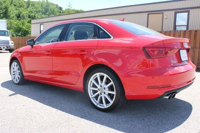 2016 Audi A3 Sedan 1.8T Premium St. Louis, Missouri 3